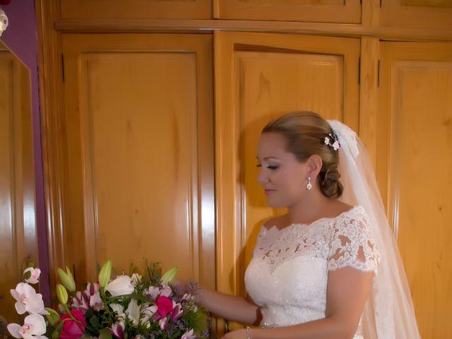 La boda de Alejandro y Carmen en Almería, Almería 10