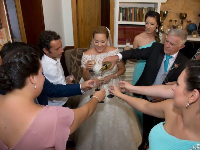 La boda de Alejandro y Carmen en Almería, Almería 13