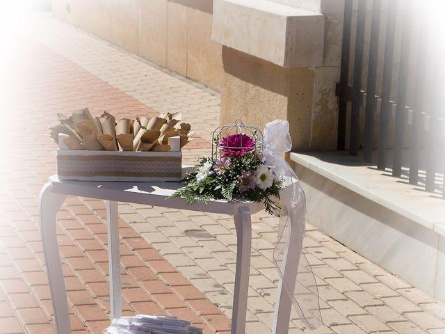 La boda de Alejandro y Carmen en Almería, Almería 14