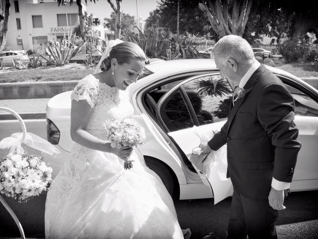 La boda de Alejandro y Carmen en Almería, Almería 16