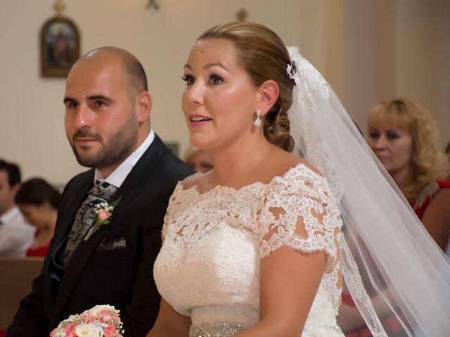 La boda de Alejandro y Carmen en Almería, Almería 18
