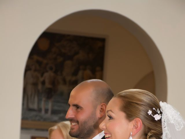 La boda de Alejandro y Carmen en Almería, Almería 20