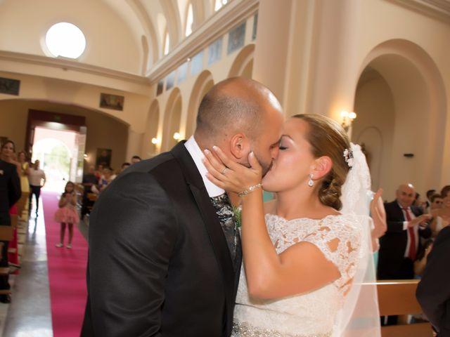 La boda de Alejandro y Carmen en Almería, Almería 22
