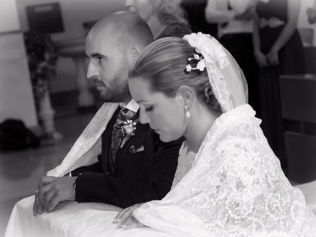 La boda de Alejandro y Carmen en Almería, Almería 23
