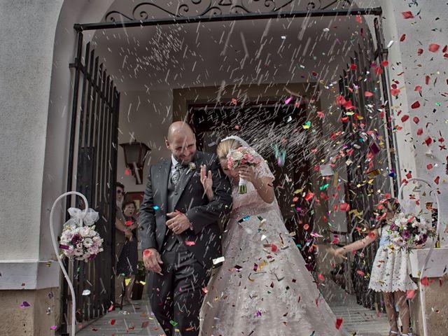 La boda de Alejandro y Carmen en Almería, Almería 24