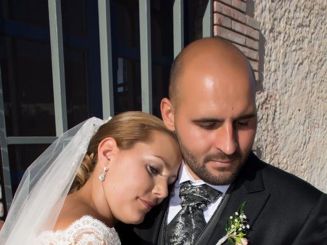 La boda de Alejandro y Carmen en Almería, Almería 25