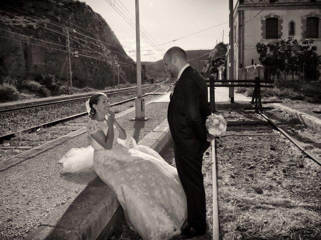 La boda de Alejandro y Carmen en Almería, Almería 27