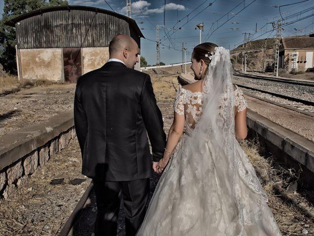 La boda de Alejandro y Carmen en Almería, Almería 28