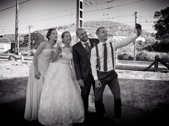 La boda de Alejandro y Carmen en Almería, Almería 29