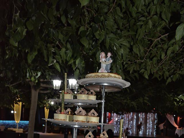 La boda de Alejandro y Carmen en Almería, Almería 36