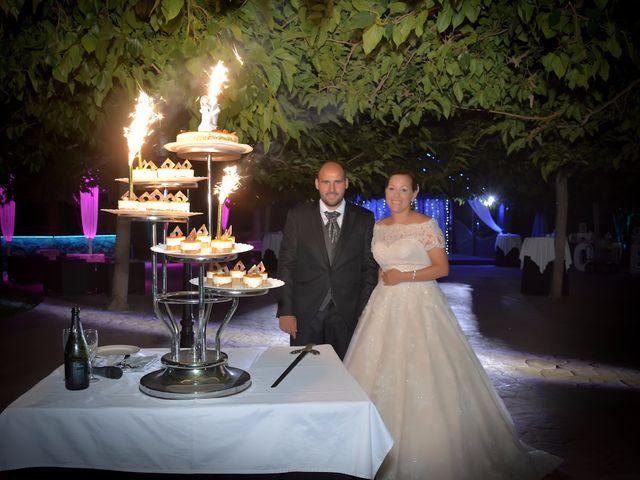 La boda de Alejandro y Carmen en Almería, Almería 37