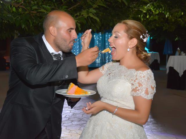 La boda de Alejandro y Carmen en Almería, Almería 38