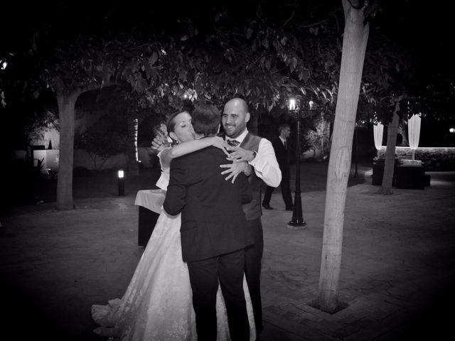 La boda de Alejandro y Carmen en Almería, Almería 41