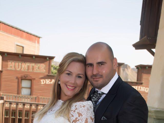 La boda de Alejandro y Carmen en Almería, Almería 46