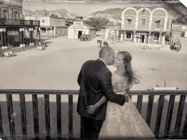 La boda de Alejandro y Carmen en Almería, Almería 47