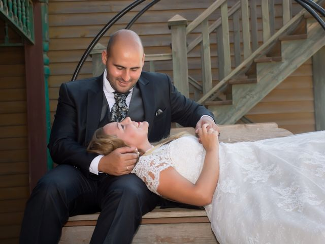 La boda de Alejandro y Carmen en Almería, Almería 50