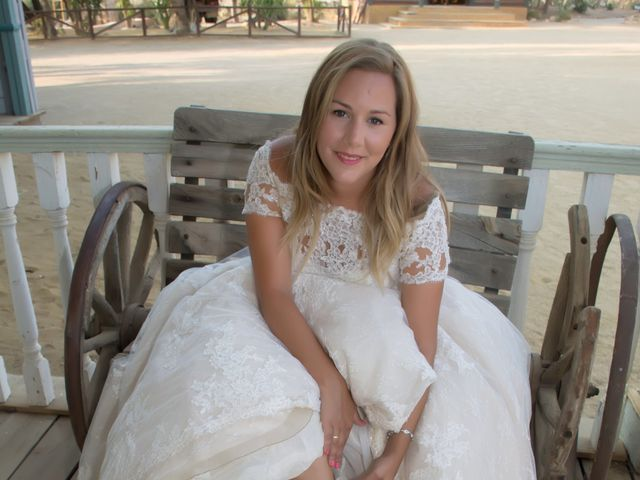 La boda de Alejandro y Carmen en Almería, Almería 57
