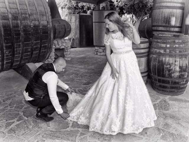 La boda de Alejandro y Carmen en Almería, Almería 61
