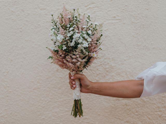 La boda de Eduardo y Elisabeth en El Cabo De Gata, Almería 2