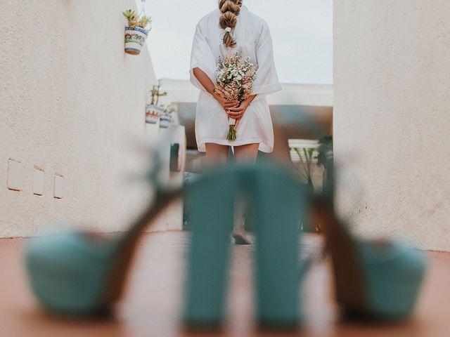 La boda de Eduardo y Elisabeth en El Cabo De Gata, Almería 5