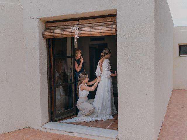 La boda de Eduardo y Elisabeth en El Cabo De Gata, Almería 18