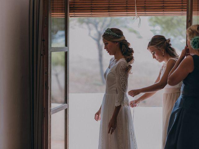 La boda de Eduardo y Elisabeth en El Cabo De Gata, Almería 23