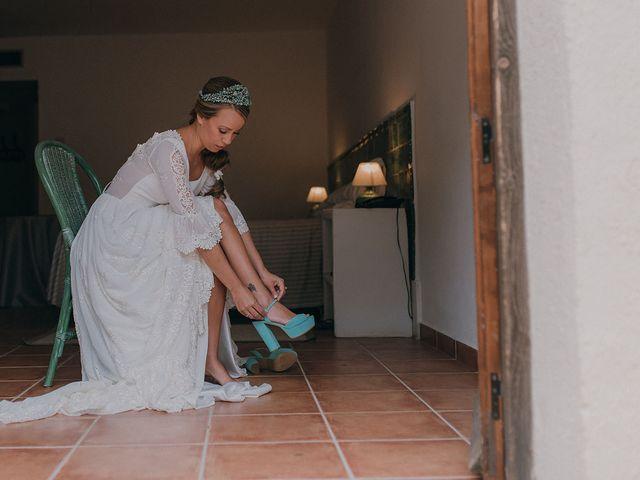 La boda de Eduardo y Elisabeth en El Cabo De Gata, Almería 27