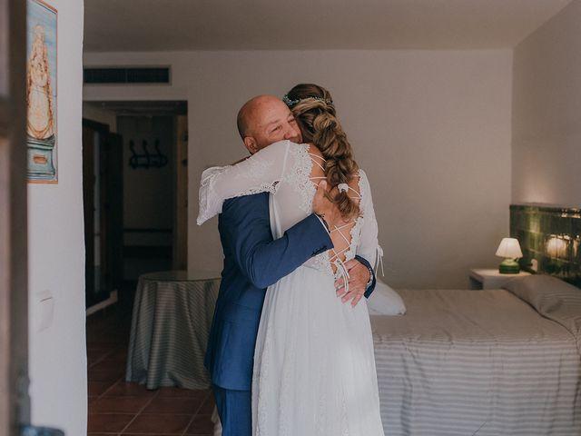 La boda de Eduardo y Elisabeth en El Cabo De Gata, Almería 34