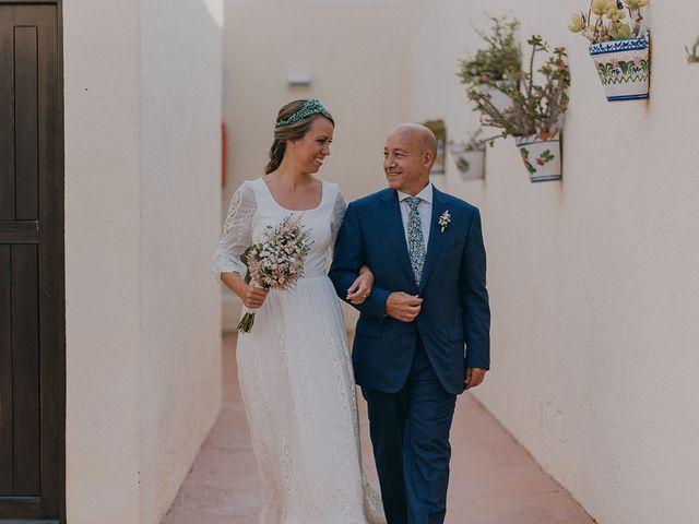 La boda de Eduardo y Elisabeth en El Cabo De Gata, Almería 36