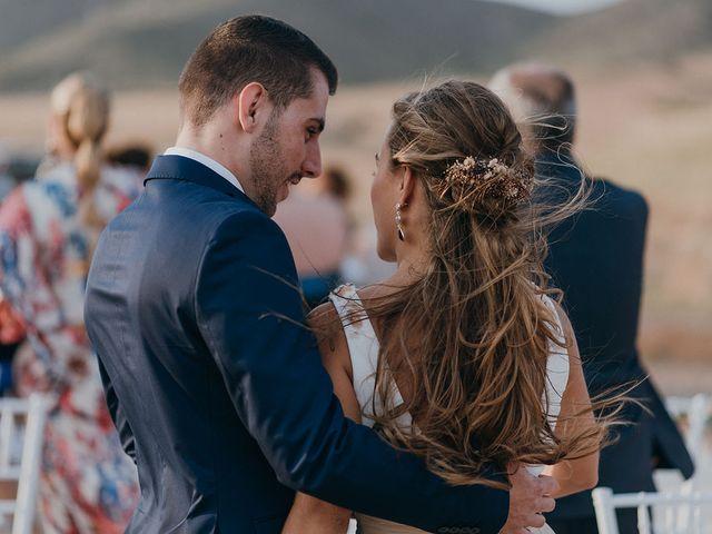 La boda de Eduardo y Elisabeth en El Cabo De Gata, Almería 39