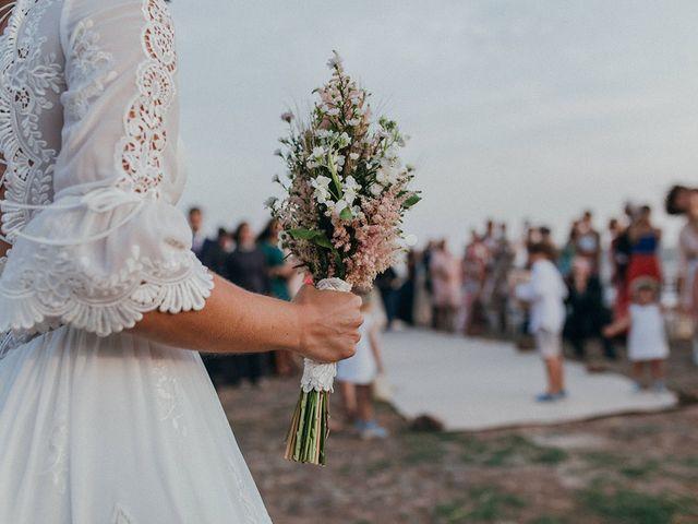 La boda de Eduardo y Elisabeth en El Cabo De Gata, Almería 43