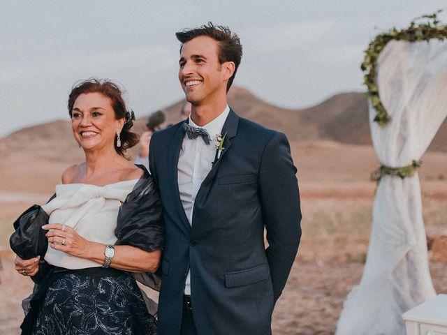 La boda de Eduardo y Elisabeth en El Cabo De Gata, Almería 44