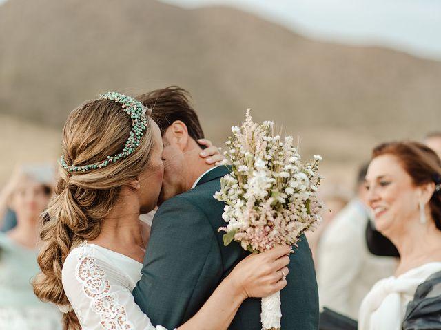 La boda de Eduardo y Elisabeth en El Cabo De Gata, Almería 49