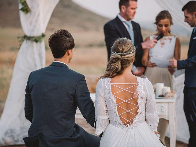 La boda de Eduardo y Elisabeth en El Cabo De Gata, Almería 52