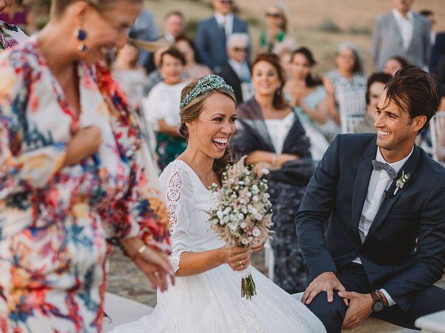La boda de Eduardo y Elisabeth en El Cabo De Gata, Almería 54