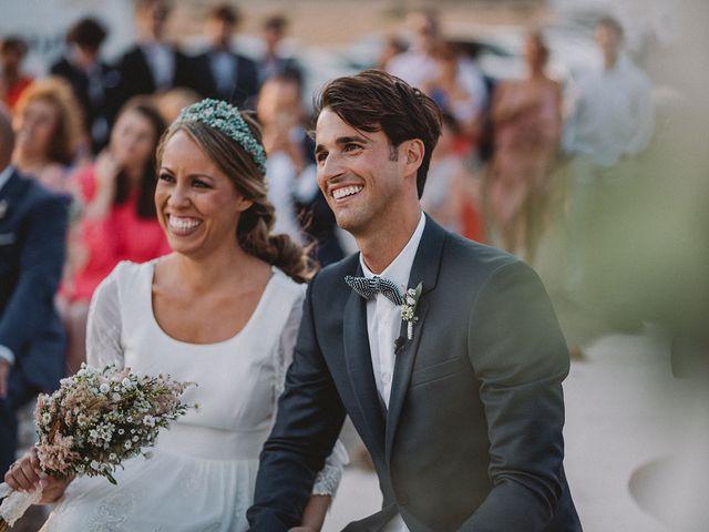 La boda de Eduardo y Elisabeth en El Cabo De Gata, Almería 56