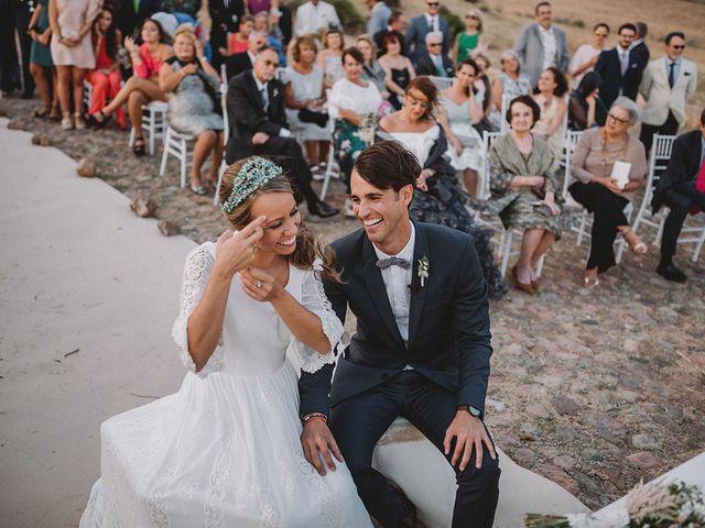 La boda de Eduardo y Elisabeth en El Cabo De Gata, Almería 58