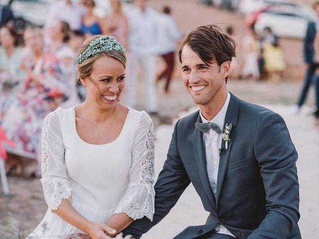 La boda de Eduardo y Elisabeth en El Cabo De Gata, Almería 60