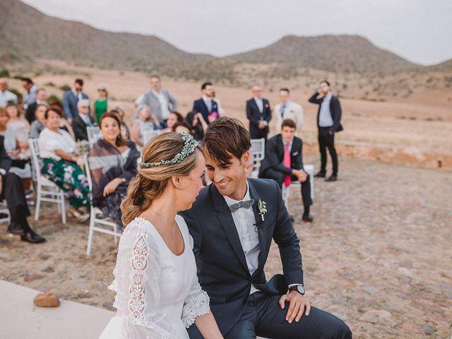 La boda de Eduardo y Elisabeth en El Cabo De Gata, Almería 64