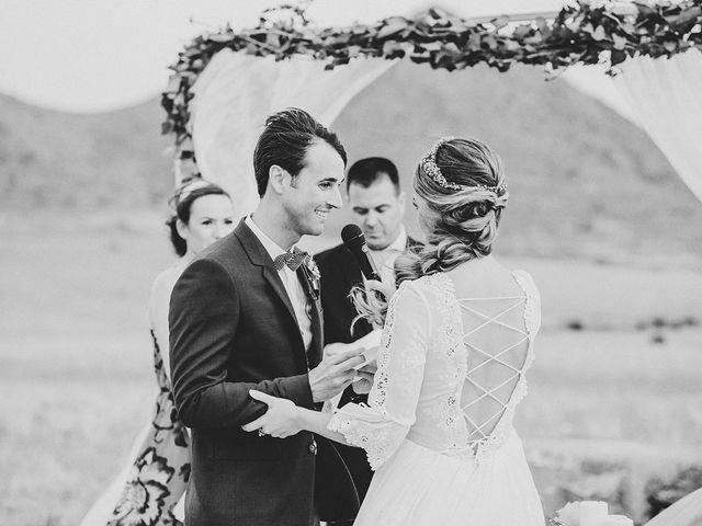La boda de Eduardo y Elisabeth en El Cabo De Gata, Almería 66