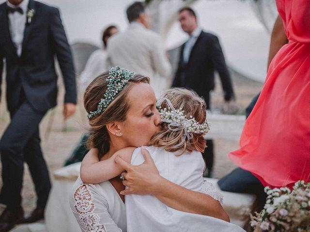 La boda de Eduardo y Elisabeth en El Cabo De Gata, Almería 77
