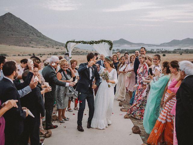 La boda de Eduardo y Elisabeth en El Cabo De Gata, Almería 78