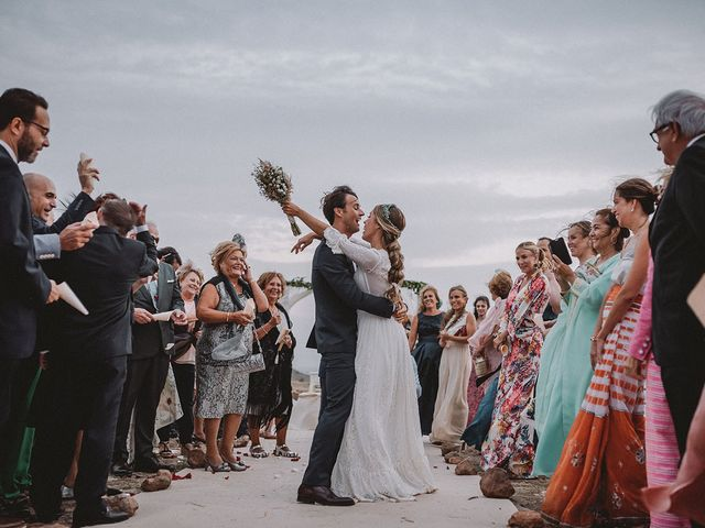La boda de Eduardo y Elisabeth en El Cabo De Gata, Almería 79