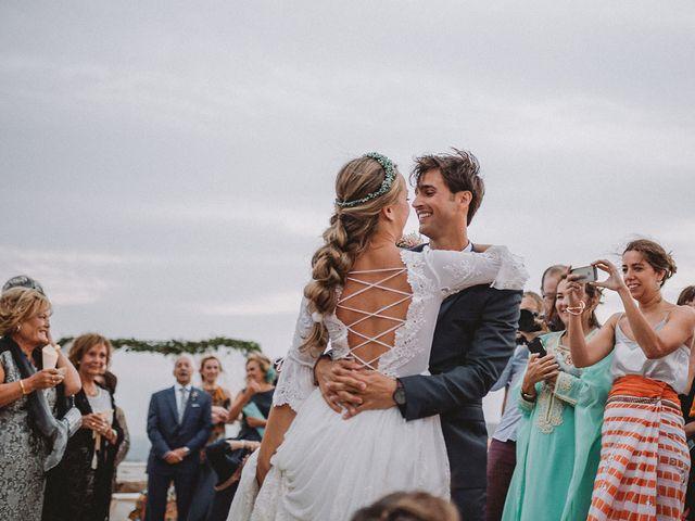 La boda de Eduardo y Elisabeth en El Cabo De Gata, Almería 80