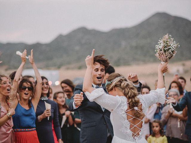 La boda de Elisabeth y Eduardo
