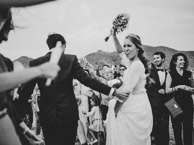 La boda de Eduardo y Elisabeth en El Cabo De Gata, Almería 85