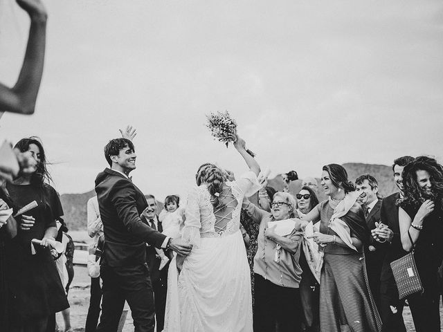 La boda de Eduardo y Elisabeth en El Cabo De Gata, Almería 86