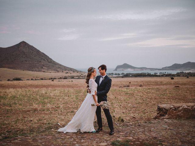 La boda de Eduardo y Elisabeth en El Cabo De Gata, Almería 88