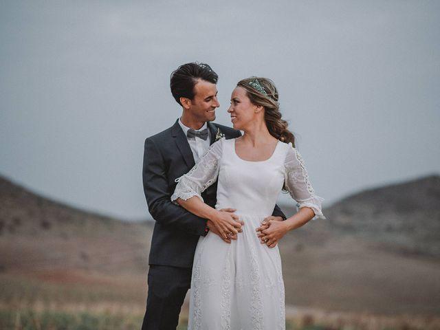 La boda de Eduardo y Elisabeth en El Cabo De Gata, Almería 92
