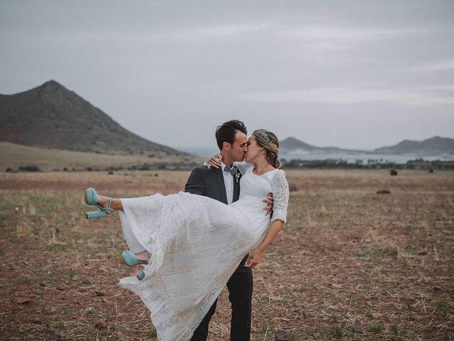 La boda de Eduardo y Elisabeth en El Cabo De Gata, Almería 93